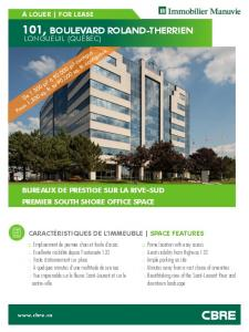 101 Roland-Therrien, Longueuil