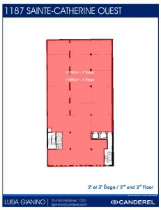 1187-1195 St-Catherine West FLOORPLANS 2015 09 15 - Arcestra