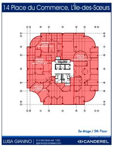 14 Place du Commerce Floorplans 2017 01 09.cdr - Arcestra