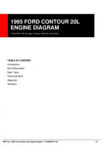 1995 ford contour 20l engine diagram dbid 8y3uyv