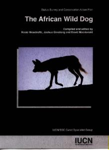 African wild dog - Carnivore Ecology & Conservation