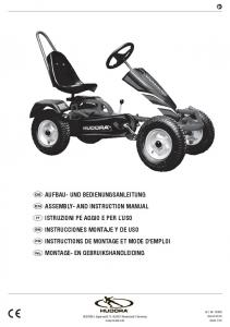 aufbau- und bedienungsanleitung assembly- and instruction manual ...
