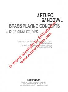 brass playing concepts arturo sandoval