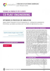 cd plast engineering - Visiativ Solutions