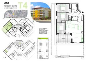 charnay les macon residence kheops - semphyra immobilier