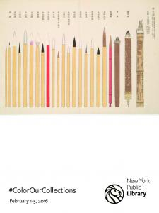 ColorOurCollections - New York Public Library