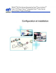 Configuration et installation - Electronics for Imaging