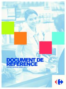 document de reference - Carrefour Group