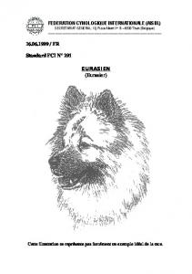 Eurasier - Fédération Cynologique Internationale
