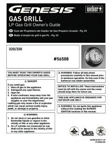 gas grill - Weber Middle East