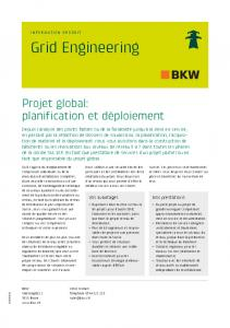 Grid Engineering - BKW