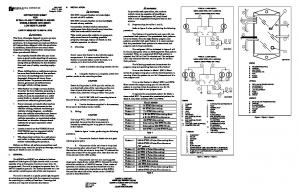 instruction sheet for intelli-flash™ series flasher models 650200 and ...