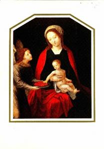 Page 1 Page 2 Page 3 Madonna and Child * by the Master of the ...