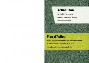 Plan d'Action Action Plan - Lending for Europe