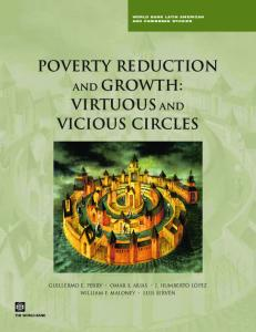 poverty reduction and growth: virtuous and vicious ... - Hussonet