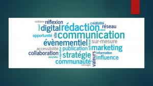 Propositions de Community Management et e-Reputation
