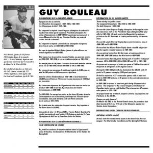ROULEAU, Guy