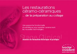 Stage Clinical - Ivoclar Vivadent