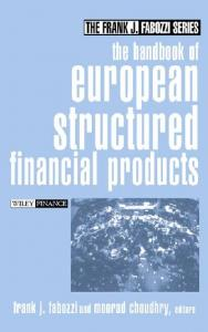 The Handbook of European Structured Financial Products