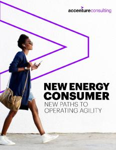 The New Energy Consumer 2017 research methodology ... - Accenture