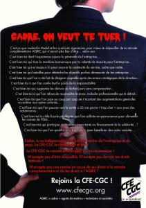 Tract Cadre on veut te tuer couleurs.indd - CFE-CGC