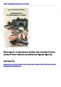 Une nouvelle d'outre-tombe (French Edition)
