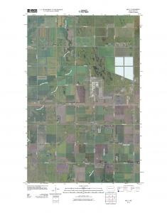 USGS 7.5-minute image map for Arthur Bay ... - The National Map ...